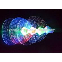 glow stick fan
