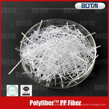 PP-Faser für Betonrissbeständigkeit