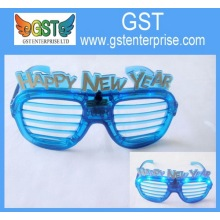 Flashing Happy New Year Sunglass