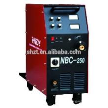 NBC TAP CO2 MIG/MAG WELDING MACHINE step MIG250 welder