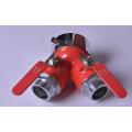 11/2 '' * 11/2 '' * 21/2 'пожарный гидрант Сиамская пожарная охрана Gated Wyes