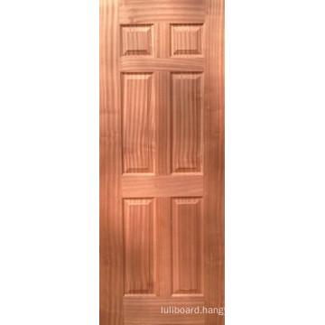Moulded Wood Veneer Door Skin