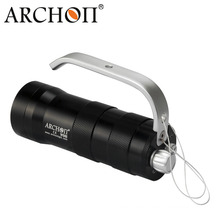 2000lm High Power LED Aluminum Diving Flashlight
