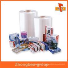 Mouvement par soufflage à la chaleur Matériau en PVC résistant à la poussière Enveloppe transparente pour les jouets