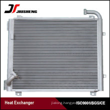China Aluminum Engine Oil Radiator For PC200-6