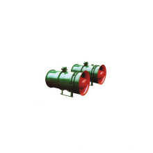 FBD Series Axial flow Fan for Tunnel exhaust air With MA