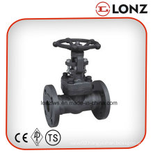 ANSI A105 Flanged Forged Steel Gate Valve