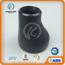 Réducteur excentrique d'ajustement de tuyau de l'acier au carbone A234 Wpb à ASME B16.9 (KT0333)