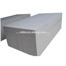 Tablero incombustible de silicato de calcio de alta densidad