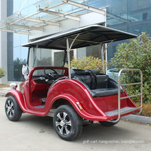 Royal 4 Seats Electric Classic Car for Sale