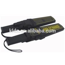 GP-3003B1Sensible y fuerte alarma de mano / detector de metales de mano