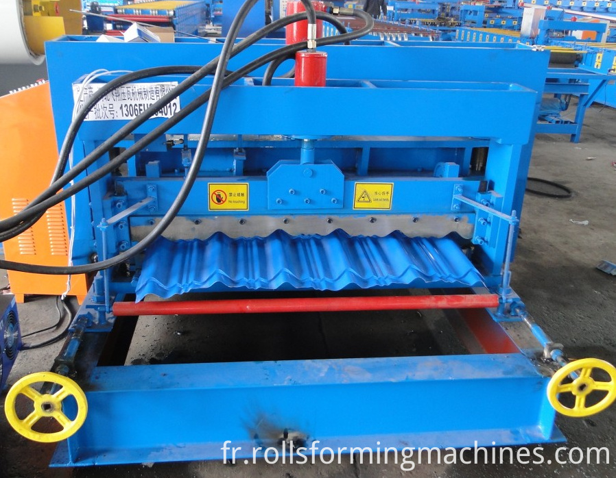 glazed tile roll forming machine 5