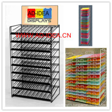 Paper Display Rack /Exhibition for Paper Presentation (ID-3200)