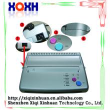 Distribuidores de maquillaje quería plata transferencia de la máquina, máquinas de bordado blanco plata nuevo USB tatuaje copiadora térmica