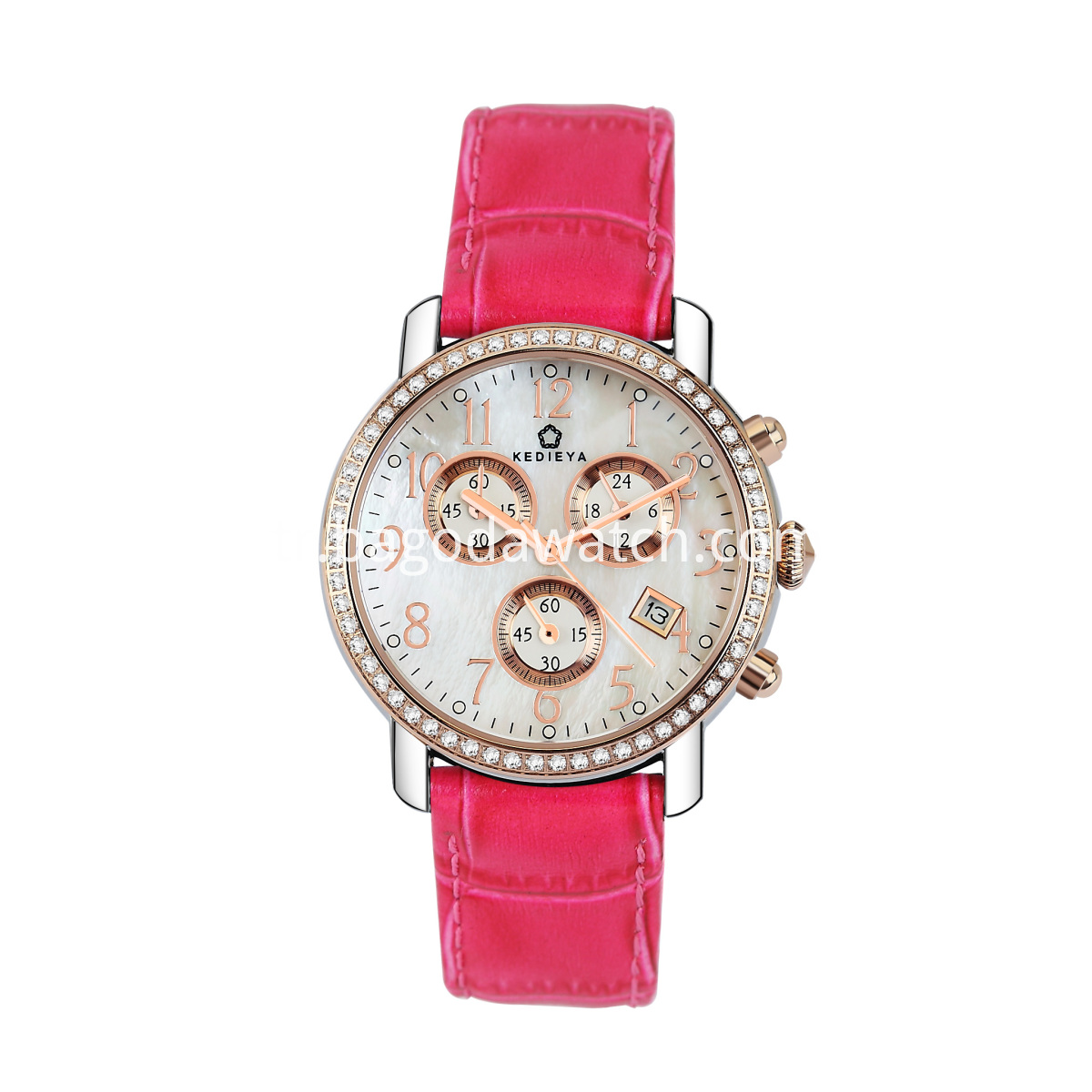 tw steel girl chronograph watch