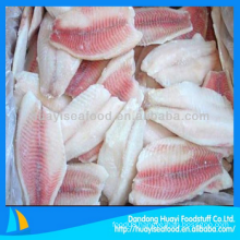 fresh frozen tilapia fish fillet with best price