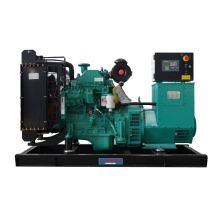 Discount Price for Diesel Generator Set With Cummins Engine 50kw cummins diesel backup generator for sale export to Niger Wholesale