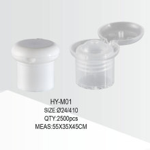 24/410 Flip Cap Plastic Bottle Cap