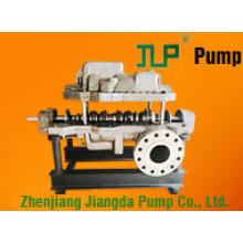 Pompe centrifuge horizontale multicellulaire pétrole haute efficacité