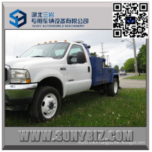 10 Ton Ind10 Medium Duty Recovery Truck