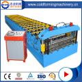 High Speed PPGI Panel Roll Forming Machine For Metal