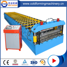 Fully Automatic IBR Metal Sheet Rolling Machines