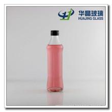 Beverage Use 280ml Drinking Juice Glass Bottle Soda Drinking Water Glass Bottle