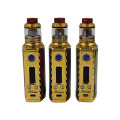 75W Box Mod Stabilized Electronic Cigarette Stabilized Wood Mod with Screen