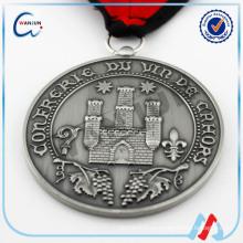 Medalha de alumínio religiosa de alumínio