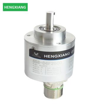 Hochleistungs-Encoder 58mm Vollwellen-Encoder ri58-d / 360eh.32kb