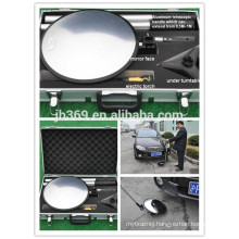 car inspection mirror with wheels
