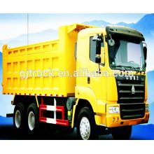 Camión volquete 18CBM 30T camión volquete 6 * 4 / camión volquete 30T / camión de volquete 40T / volquete de la mina 50T / descargador a7
