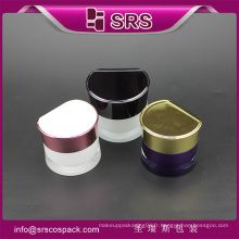 Forme de taille ronde en Chine Haute qualité Nouveau design Double paroi acrylique en acrylique