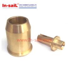 China Fornecedor CNC usinagem de precisão de serviço de peças de torneira Fabricante