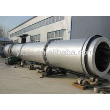 Sludge cylinder dryer