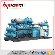 Gerador de gás natural definido para 500kw