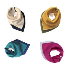 latest design muslin baby bibs baby bandana drool bibs