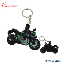 Hot Sale Rubber PVC Keychain Motorcycle for Sale (LM1807)