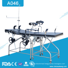 A046 Hospital Gynecology Obstetric Delivery Bed Table