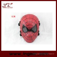 DC-19 Airsoft araña hombre máscara de Halloween Máscara de camuflaje por mayor