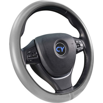 new pu steering wheel covers with bright surface