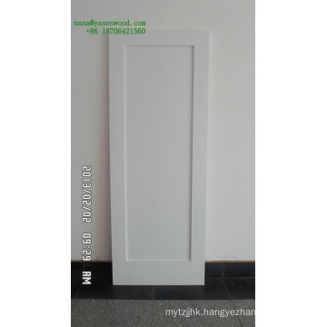 New Design Engineering White Wood Doors