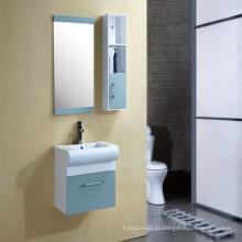 Gabinete de banheiro de PVC quente com certificado CE (SW-MJ860)