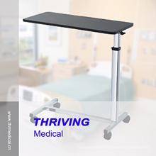 Adjustable High Quality Overbed Table (THR-YU610)