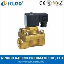 Válvula solenóide de bloqueio de água de alta pressão série Kl523 24V