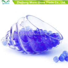 Bullet Gel Ball Mini Round Purple Crystal Soil Water Beads