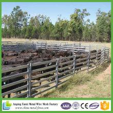 Китай Поставка 6 железнодорожных портативных скотоводческих пастбищ животноводства