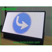 Pantalla LED al aire libre a todo color SMD P6 Pantalla LED al aire libre de alta resolución