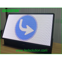 SMD P6 Outdoor Full Color LED Display High Resolution Outdoor LED Display