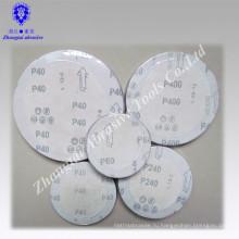 Оксид алюминия Абразивный диск шлифовальный с крюка и петли